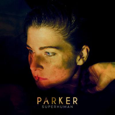 Superhuman by Parker album cover